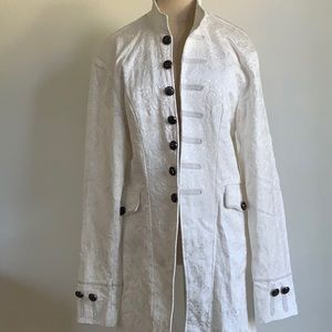 NWOT Historical pirate vampire 1791 coat